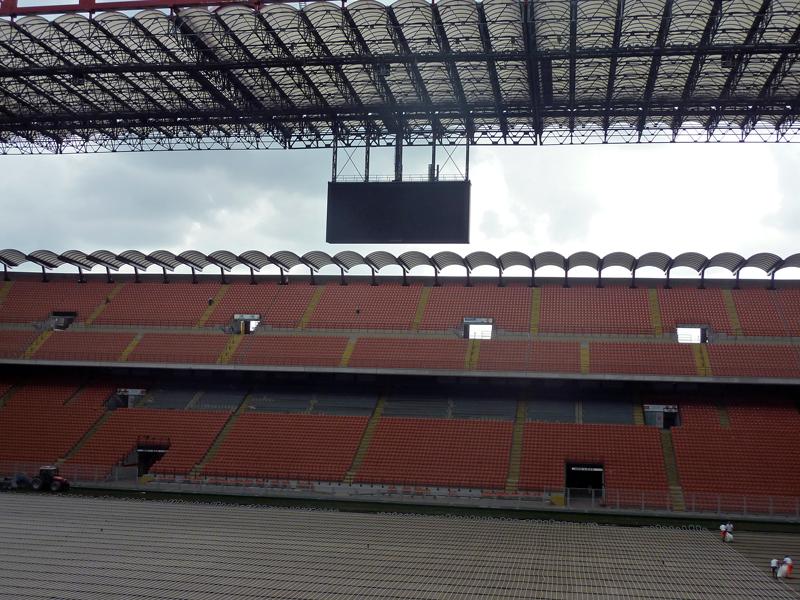 Mailand San Siro Stadion