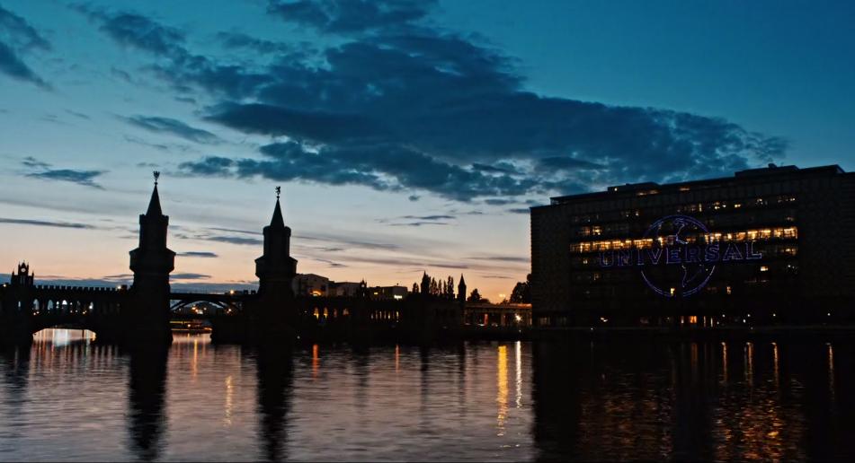 Berliner Lichter an der Spree