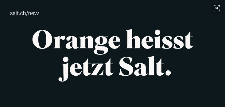 Salt Mobile Header